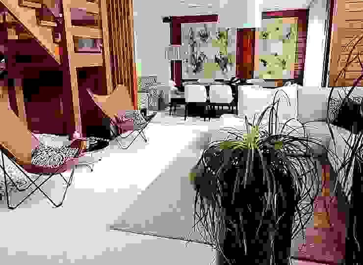 Projeto Casa Florença por Ana Jacoto Interiores