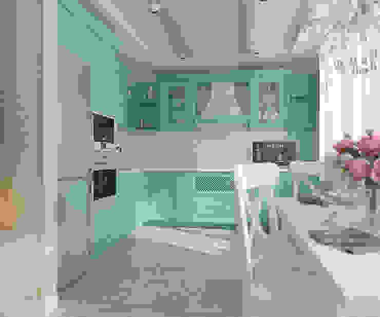 Eclectic style kitchen by A R C H I T I Z M Eclectic