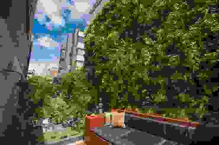 Jardins modernos por Vertin SAS Moderno