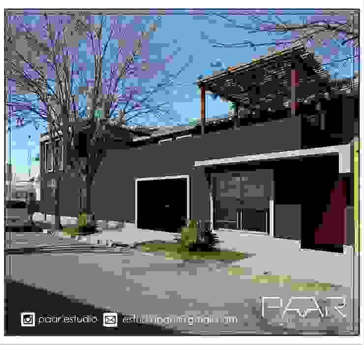 Proyecto de ampliación y remodelación. de P A A R Estudio