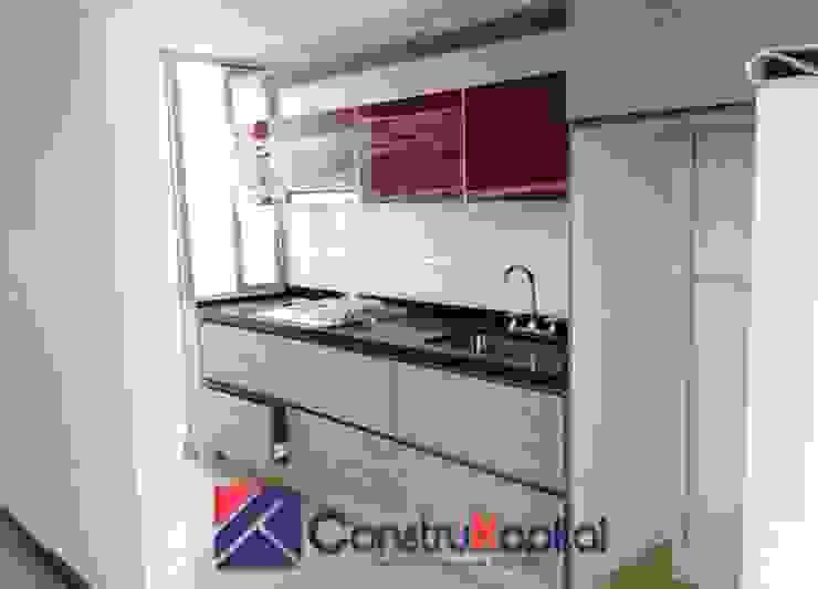 ConstruKapital Modern kitchen