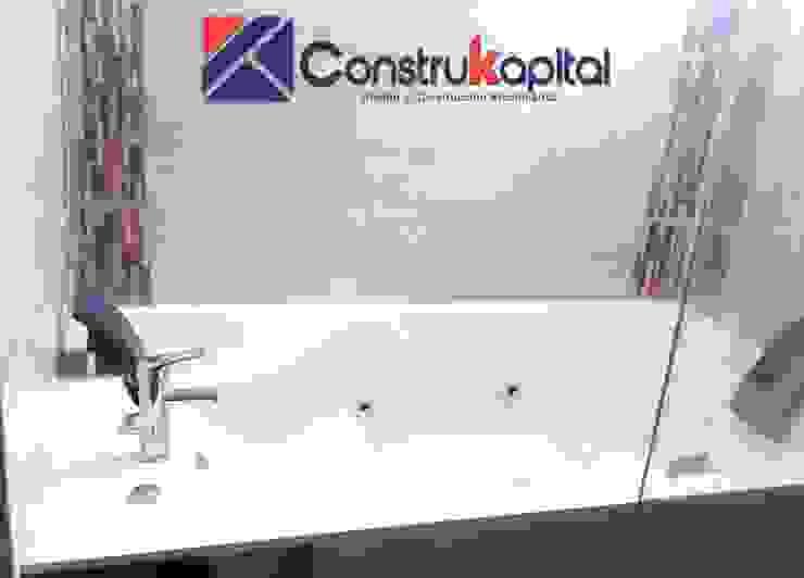 ConstruKapital Modern bathroom