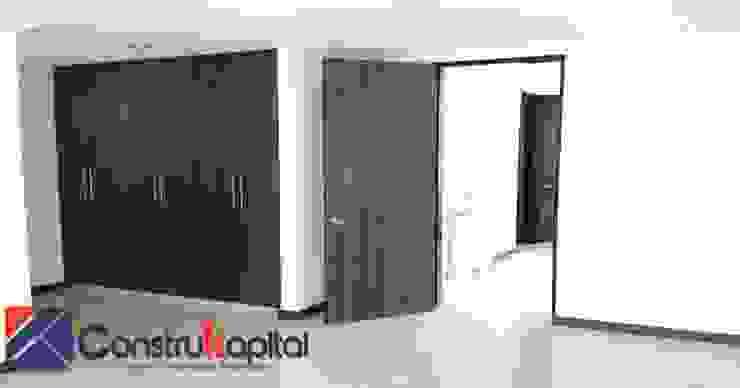ConstruKapital Modern living room