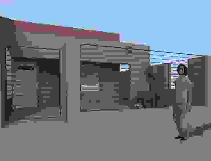 REMODELACIÓN FACHADA de Florencia Tascón - Arquitecta