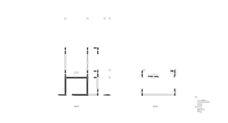 Drawings - Plan: minimalist  by BETWEENLINES,Minimalist