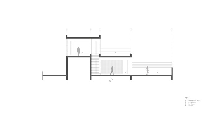 Drawings - Section: minimalist  by BETWEENLINES,Minimalist