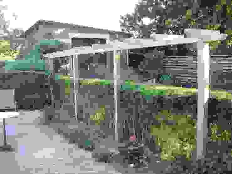 Imola Legno S.p.A. socio unico Vườn phong cách hiện đại