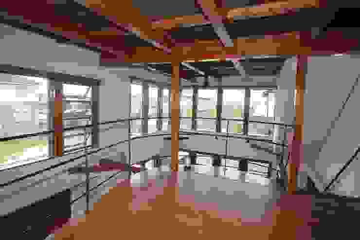 大出設計工房 OHDE ARCHITECT STUDIO Modern Media Room