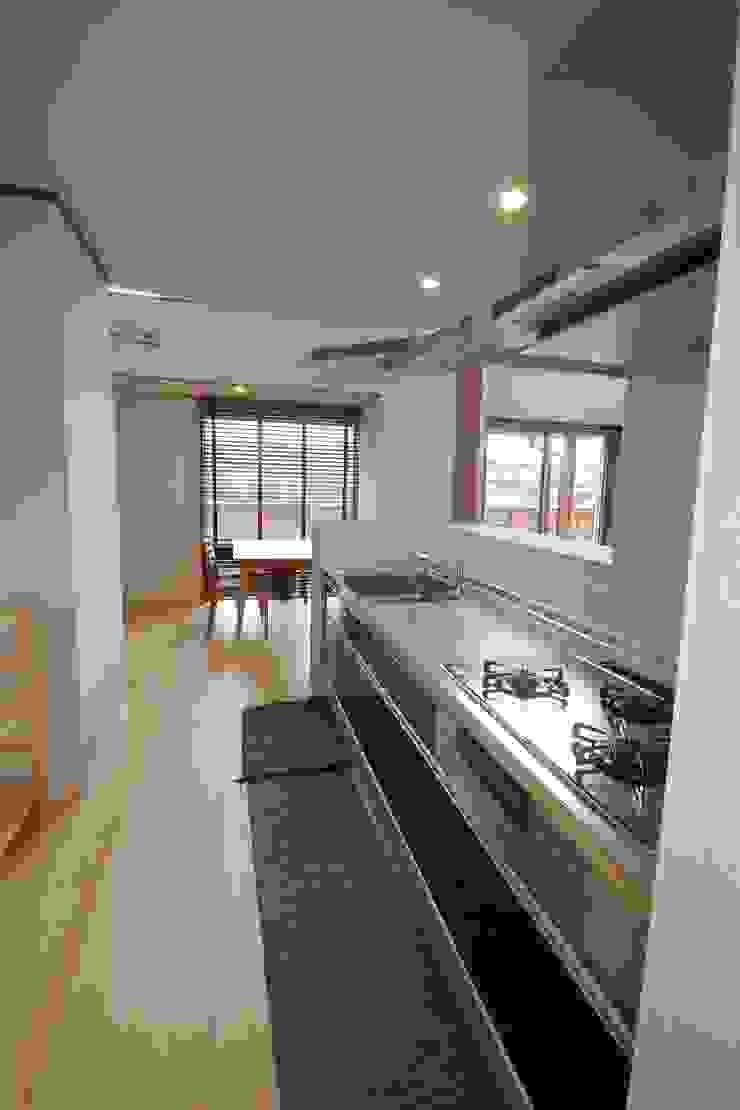 大出設計工房 OHDE ARCHITECT STUDIO Modern Kitchen