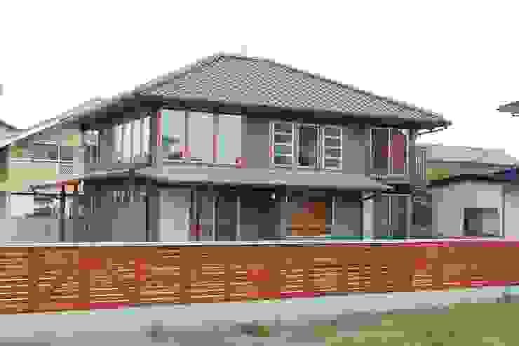 大出設計工房 OHDE ARCHITECT STUDIO Modern Houses