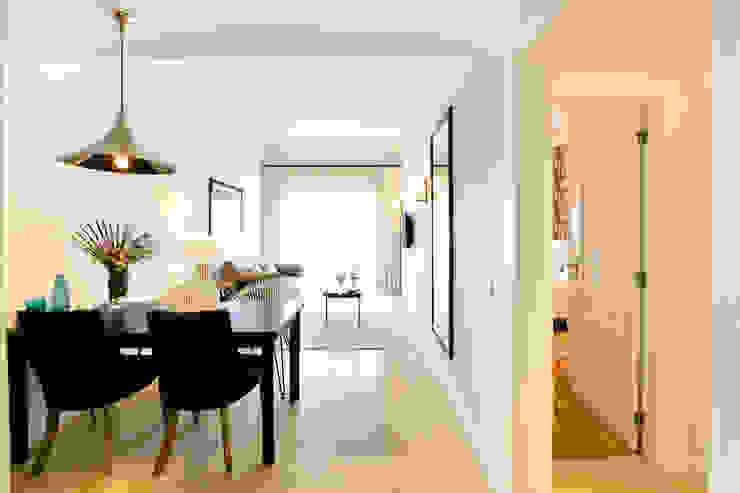 Suites :  industrial por Pureza Magalhães, Arquitectura e Design de Interiores,Industrial