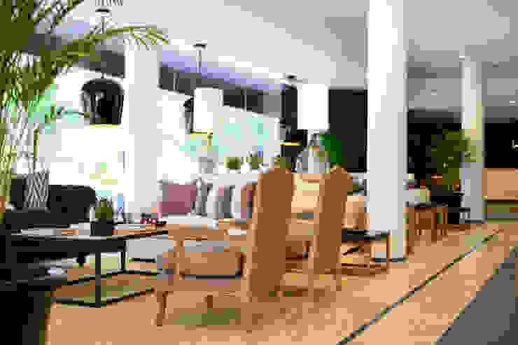 Lounge:  industrial por Pureza Magalhães, Arquitectura e Design de Interiores,Industrial