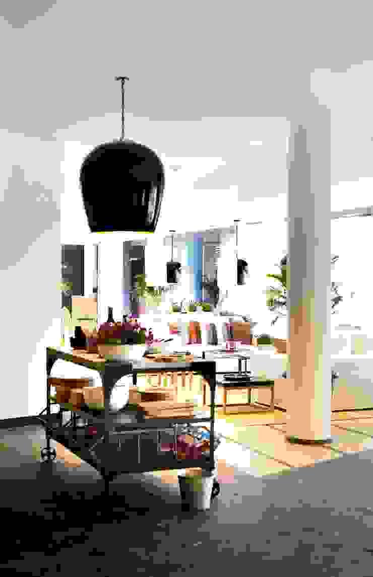 Mercearia Hotéis industriais por Pureza Magalhães, Arquitectura e Design de Interiores Industrial