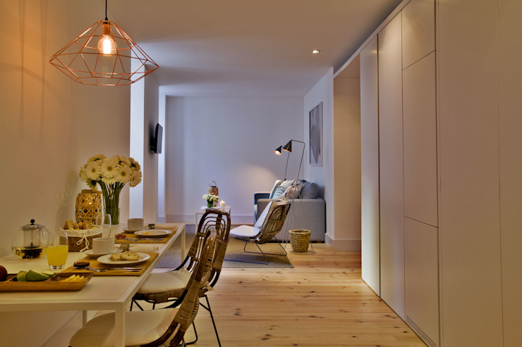 صناعي  تنفيذ Pureza Magalhães, Arquitectura e Design de Interiores, صناعي