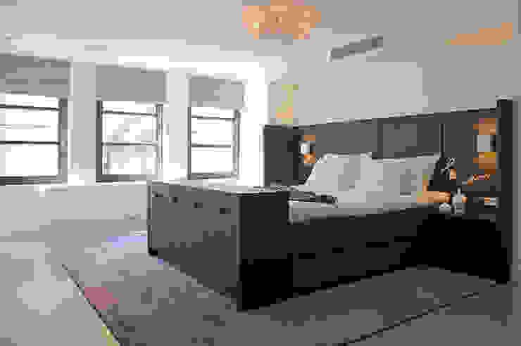 ห้องนอน โดย Designa Interieur & Architectuur BNA, โมเดิร์น