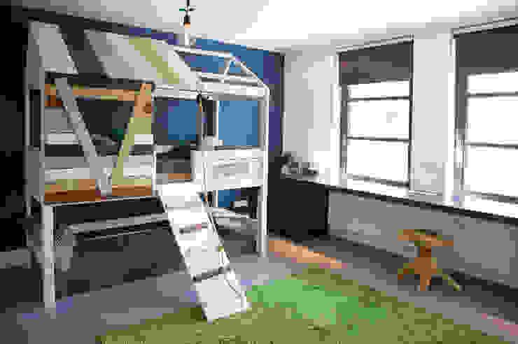 Villa in 't Gooi Designa Interieur & Architectuur BNA Moderne kinderkamers