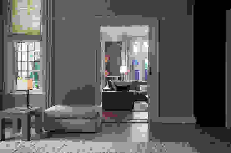Villa Hilversum Klassieke woonkamers van Designa Interieur & Architectuur BNA Klassiek