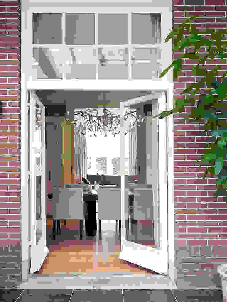 Villa Hilversum Klassieke serres van Designa Interieur & Architectuur BNA Klassiek