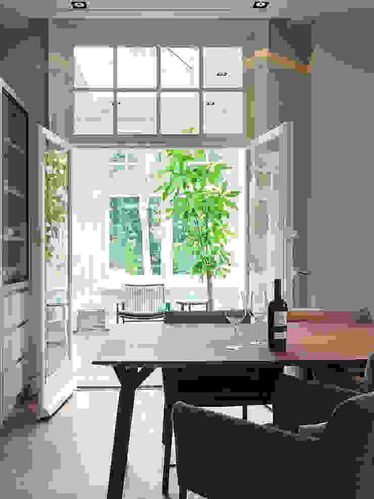 Villa Hilversum Klassieke keukens van Designa Interieur & Architectuur BNA Klassiek