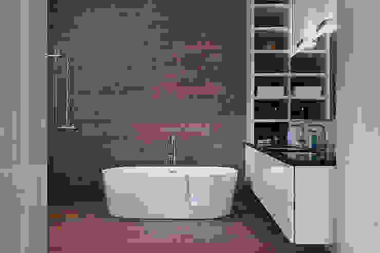Villa Hilversum Klassieke badkamers van Designa Interieur & Architectuur BNA Klassiek