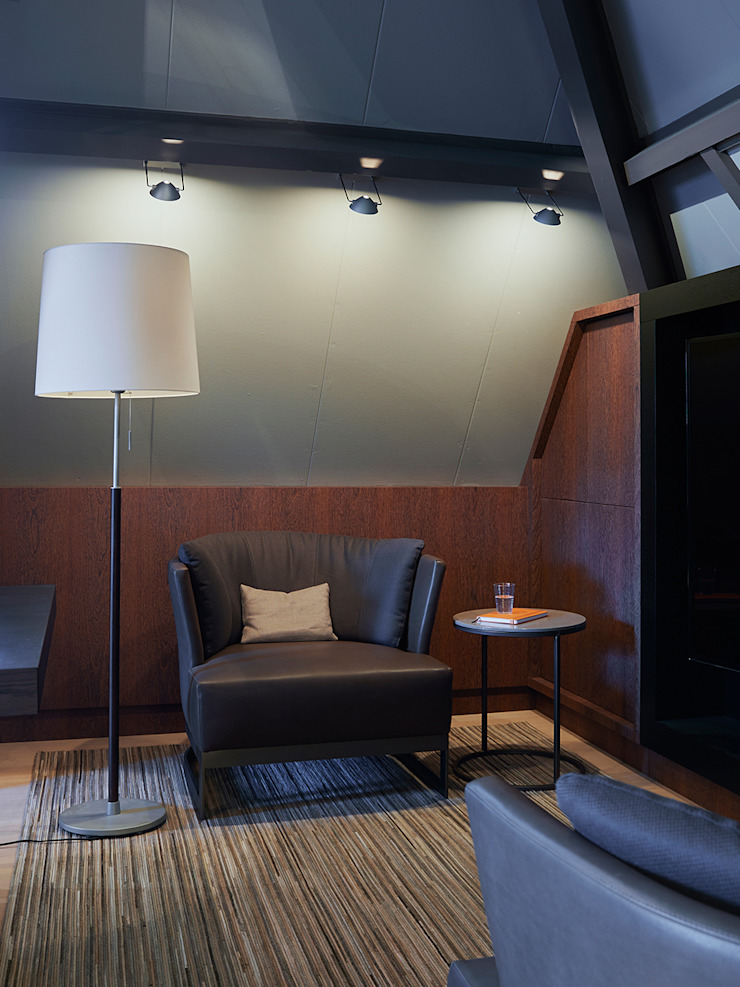 Villa Hilversum Klassieke studeerkamer van Designa Interieur & Architectuur BNA Klassiek