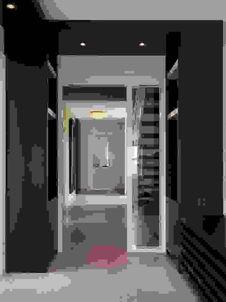 Villa Hilversum Rustieke gangen, hallen & trappenhuizen van Designa Interieur & Architectuur BNA Rustiek & Brocante