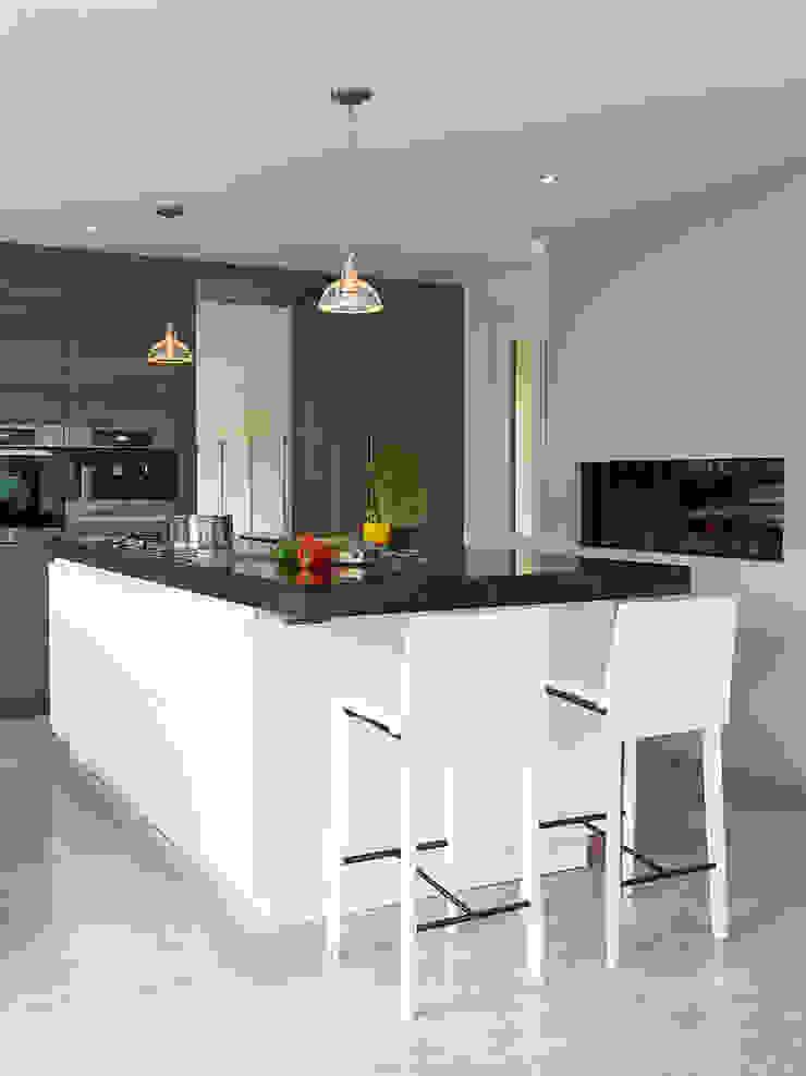 Villa Hilversum Rustieke keukens van Designa Interieur & Architectuur BNA Rustiek & Brocante