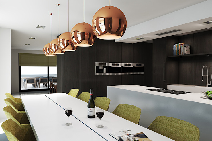 Modern kitchen by Designa Interieur & Architectuur BNA Modern