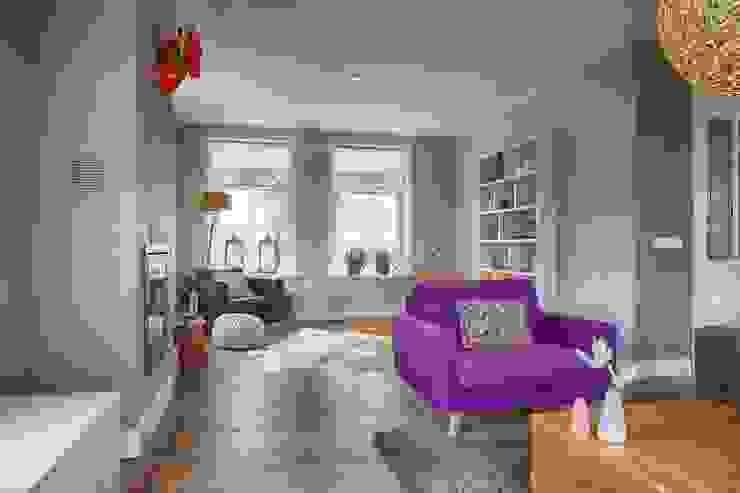 Aangenaam Interieuradvies 客廳沙發與扶手椅 Purple/Violet