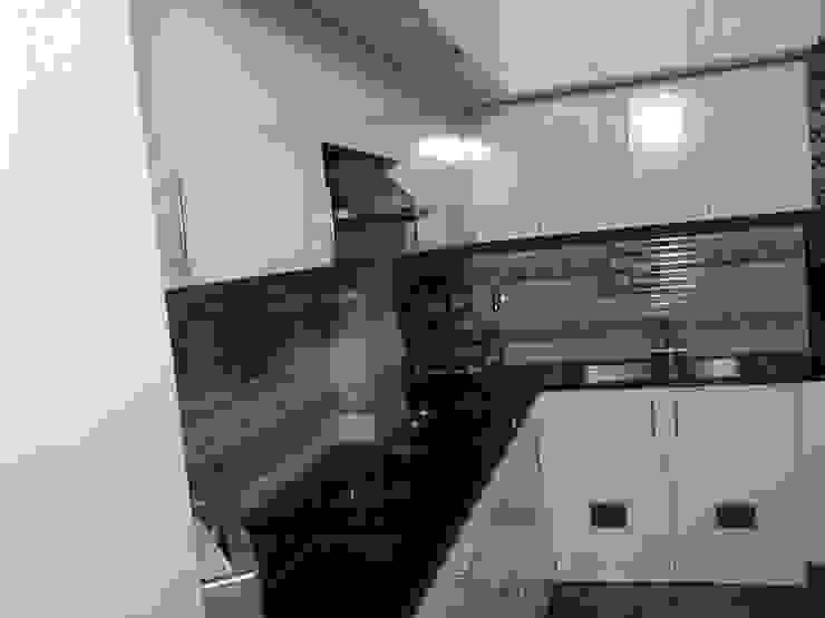 Classic island Modern kitchen by Classic Kitchen Pvt Ltd Modern