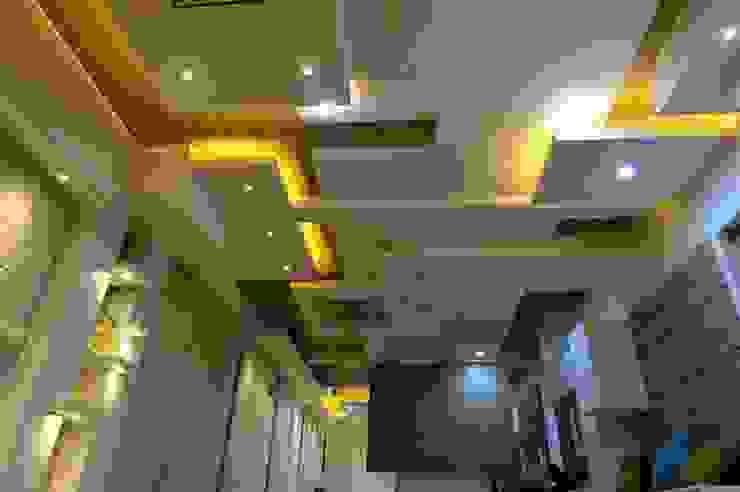 Offcentered Architects Minimalistische Esszimmer
