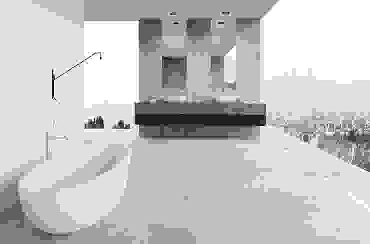 "Freistehende Badewanne ""IAO"" by VALLONE® Vallone GmbH Moderne Badezimmer"
