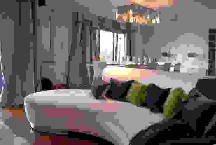 Sala de Estar Salas de estar modernas por Mónica Pinto Studio Moderno