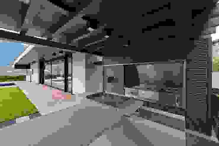 Cocinas de estilo moderno de Ecologic City Garden - Paul Marie Creation Moderno