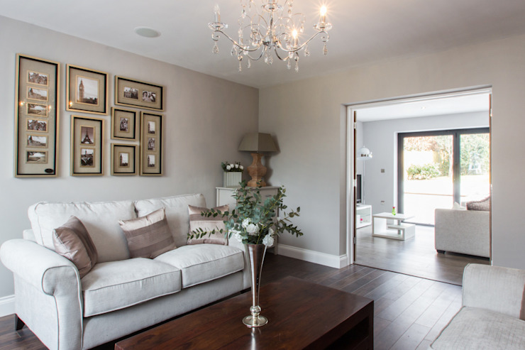 Development in Claremont Avenue, Esher by TOTUS