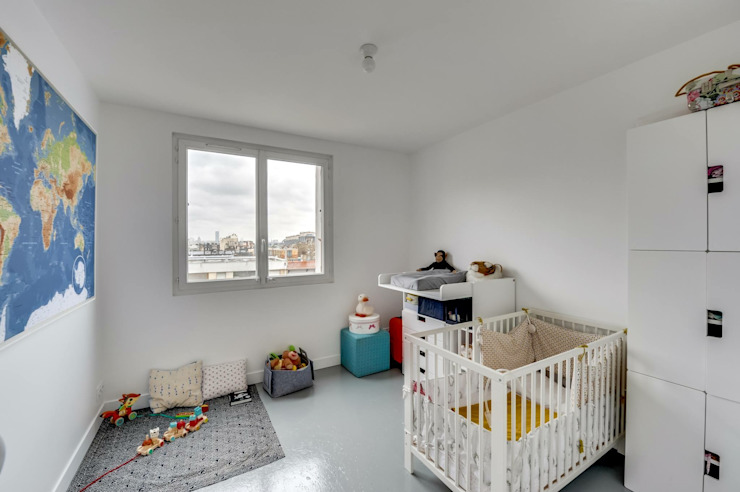 Nursery/kid's room by blackStones, Scandinavian