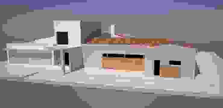 Edifício unifamiliar por askarquitetura
