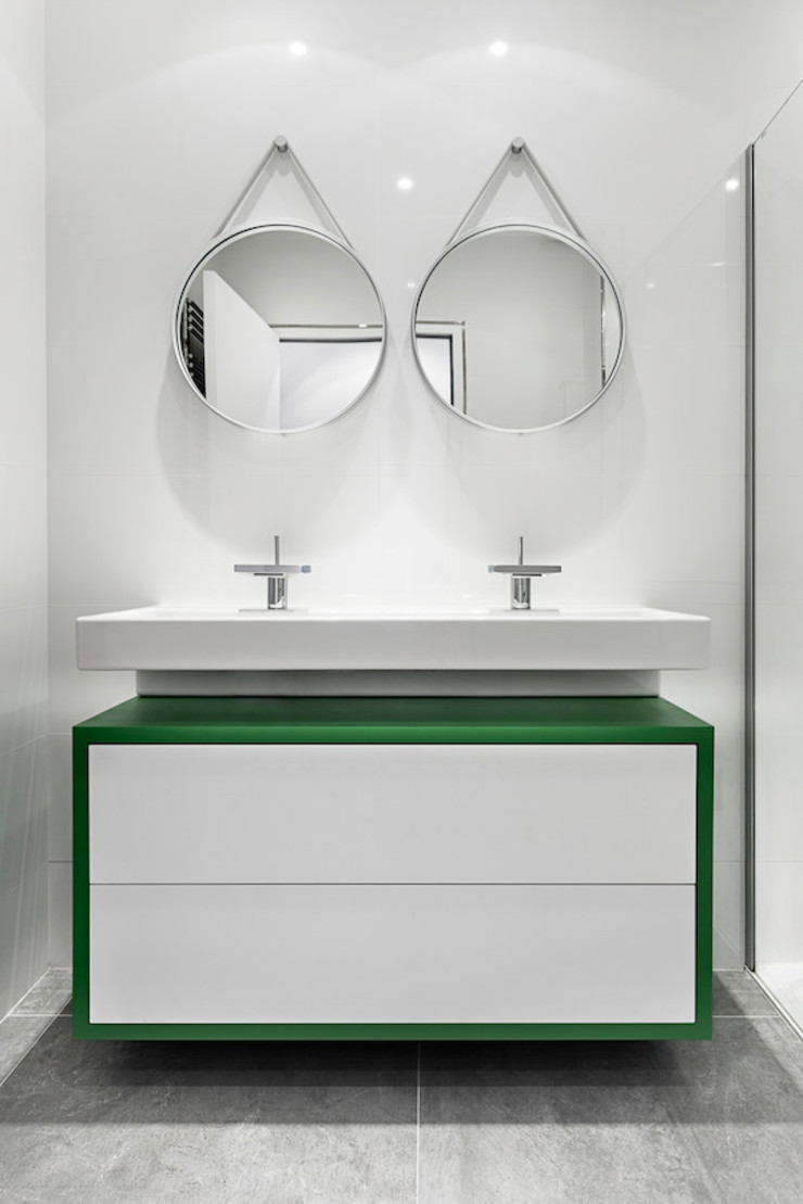 decodheure Modern bathroom