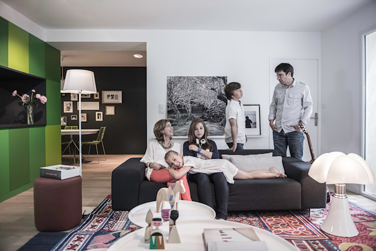 decodheure Modern living room