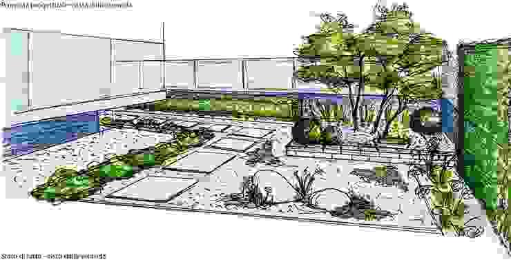 Lugo - Architettura del Paesaggio e Progettazione Giardini Сад