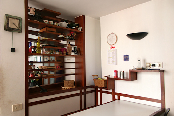 Modern kitchen by PARIS PASCUCCI ARCHITETTI Modern