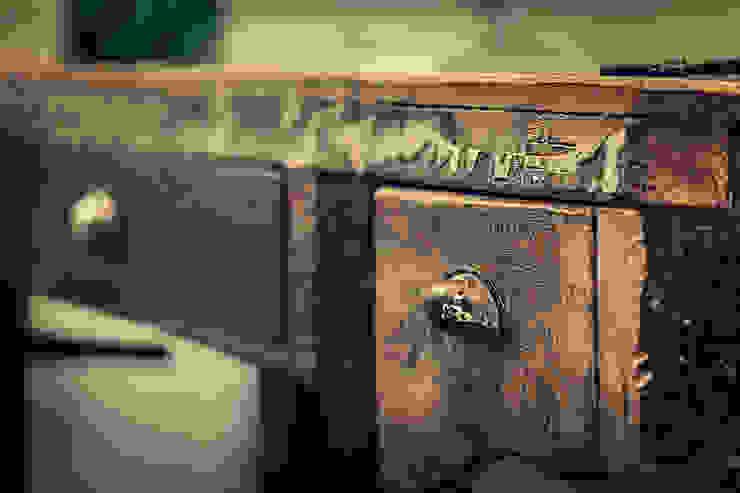 Banco de carpinteria de Cristina Cortés Diseño y Decoración Moderno