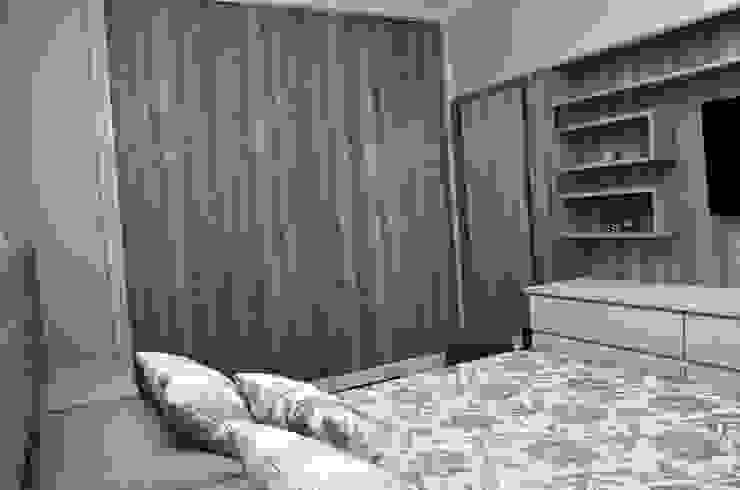 Lozí - Projeto e Obra Modern style bedroom