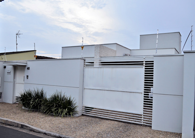 Modern houses by Lozí - Projeto e Obra Modern
