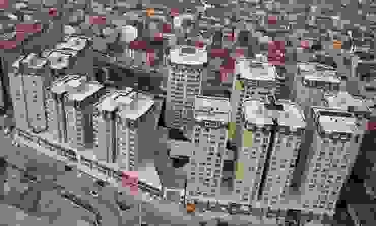 ÖZYURTLAR GARDEN CITY 1.2.3.ETAP BULUTLAR İNŞAAT