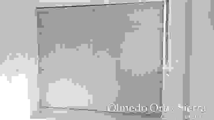 Closet Modernos de Cocinas Integrales Olmedo Ortiz Sierra Moderno Madera Acabado en madera