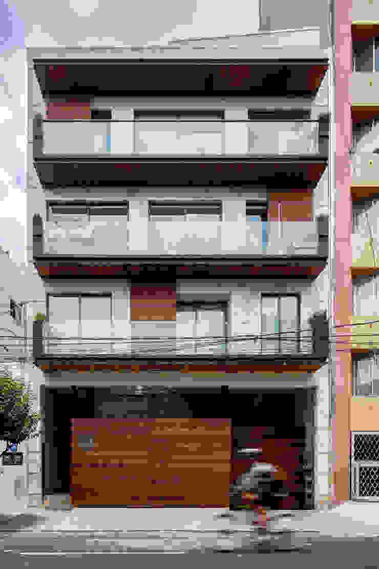 SA - A.flo Arquitectos Casas modernas de A.flo Arquitectos Moderno