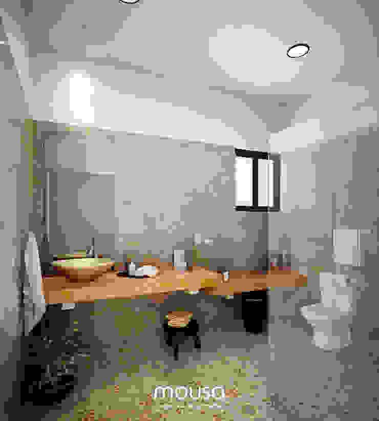 mousa / Inspiración Arquitectónica