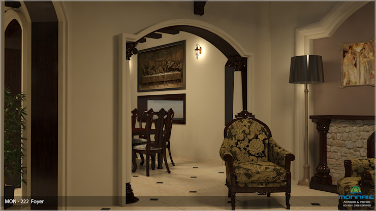Corredores e halls de entrada  por Premdas Krishna , Asiático