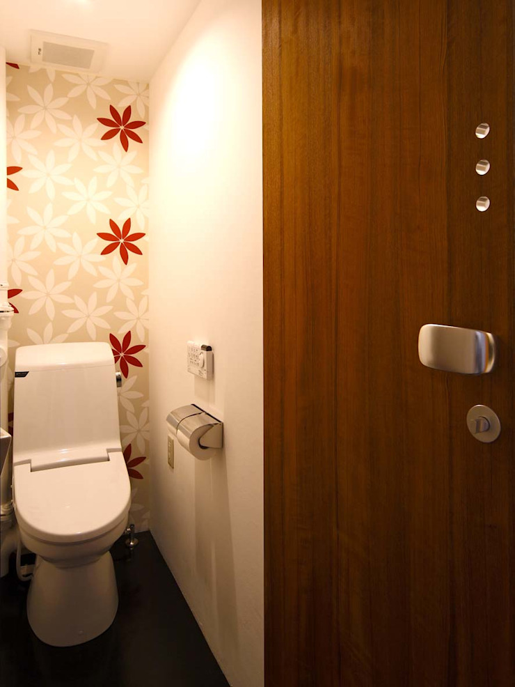 6th studio / 一級建築士事務所 スタジオロク Scandinavian style bathroom